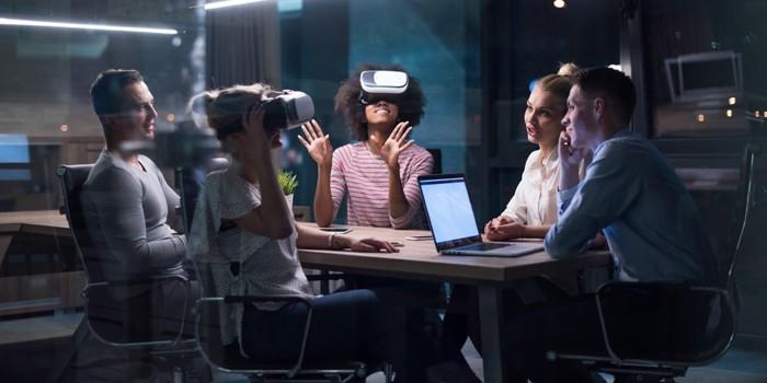 Streaming-via-VR